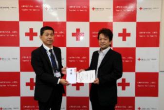 東日本大震災の災害復興義援金の寄付